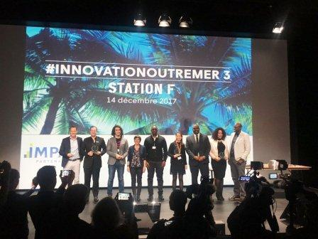 innovation outremer 2017