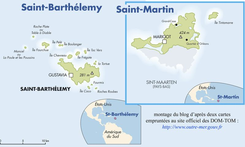 carte sxm stbarth