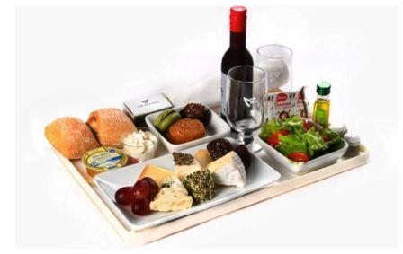 Cheese and Wine Air Austral