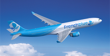 french blue avion