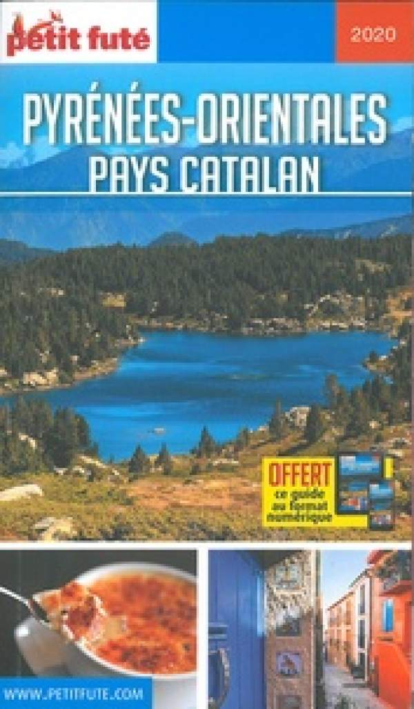 Petit Futé Pyrénées Orientales- Pays Catalan 2020