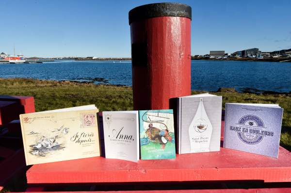 Mon autre France, une maison d'édition dédiée à l'archipel de Saint-Pierre et Miquelon.