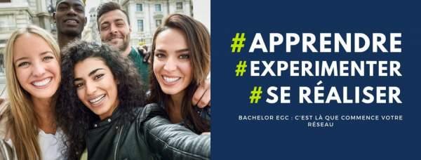 Intégrer une Business School en région en Septembre : S'inscrire au concours d'entrée des EGC