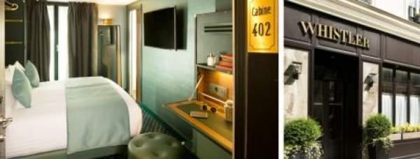 Whistler: un hôtel **** entre Gare du Nord et Gare de l