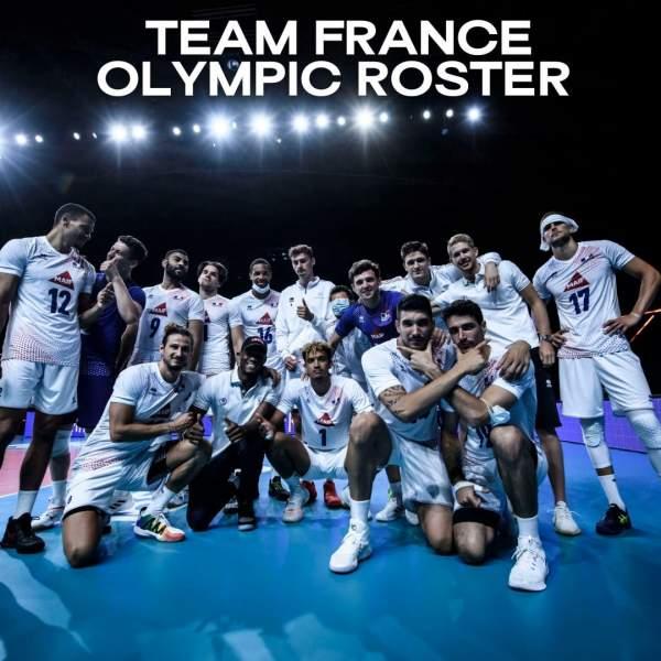 Euro volley 2021 Résultats et classements: La France éliminée par la République Tchèque 0/3, en 1/8 de finale.