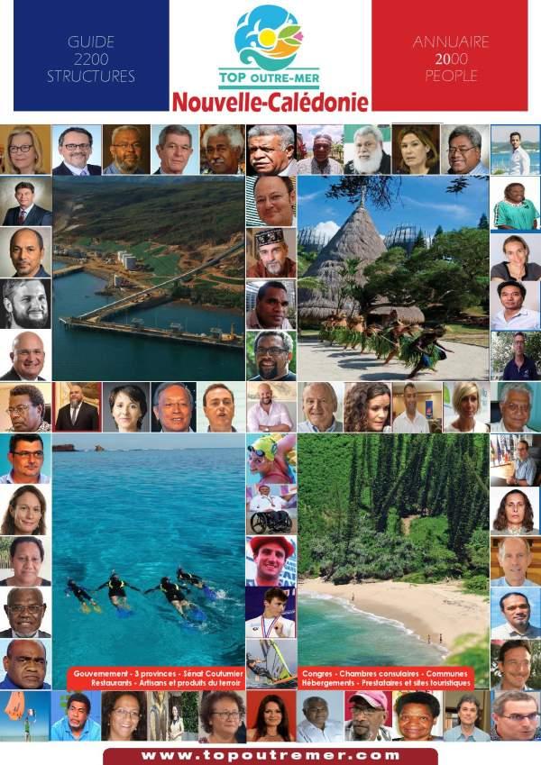 Top Outre-mer Nouvelle-Calédonie 2019-consultation et mises à jour