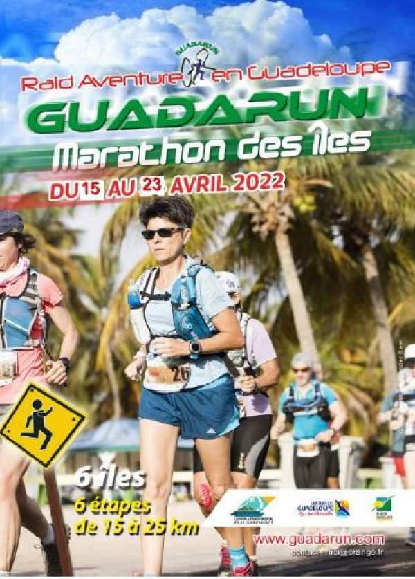 GUADARUN Marathon des îles de Guadeloupe-15 au 23 avril 2022
