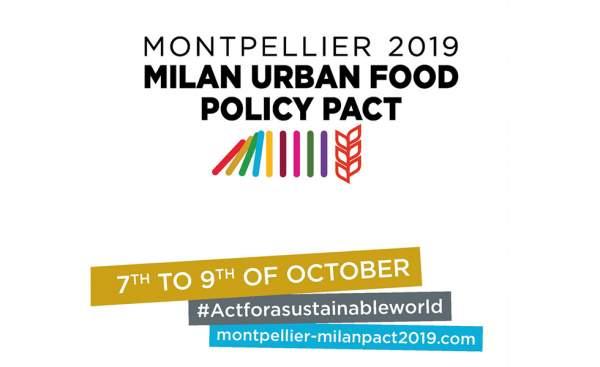 Alimentation : un sommet international des maires à Montpellier 7 au 9 octobre 2019