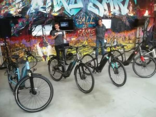 Les cycles LAPIERRE/ Les vélos made in France