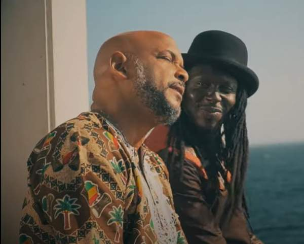 "Clip - VICTOR O feat. FAADA FREDDY  ""Love will come"""