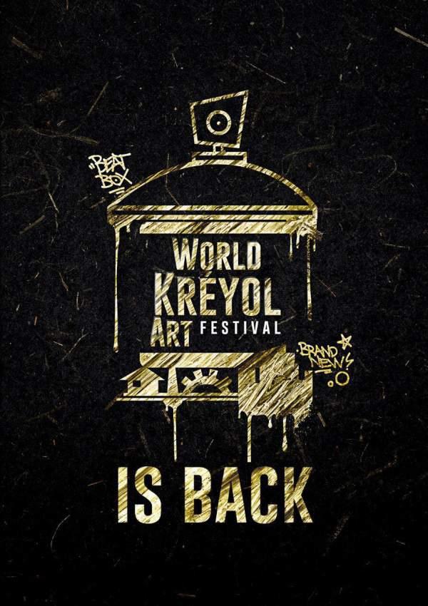 World Kréyol Art Festival -Pointe-à-Pitre 1 au 10 mai 2021