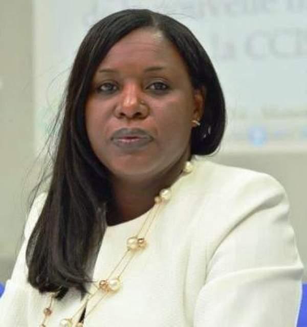 Angèle Dormoy présidente de la ccism