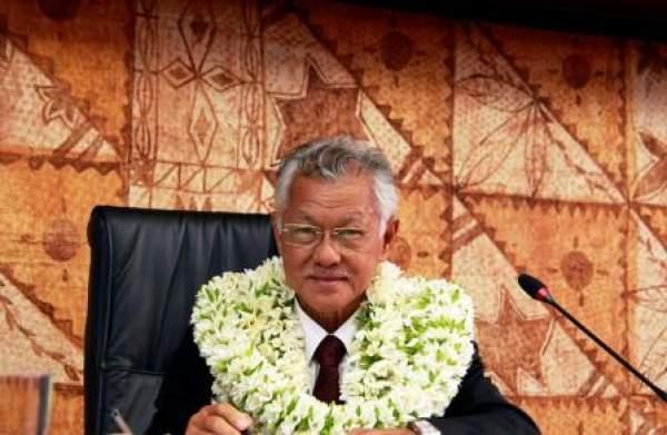 Gaston Ton Sang élu président de l