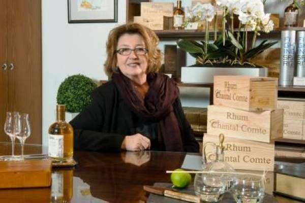 Atelier du rhum Chantal Comte-Nîmes 26 janvier 2019
