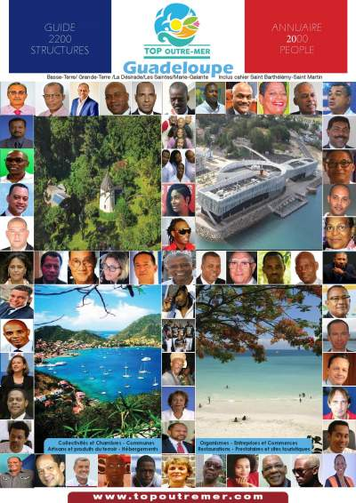 Top Outre-mer Guadeloupe-consultation et commande