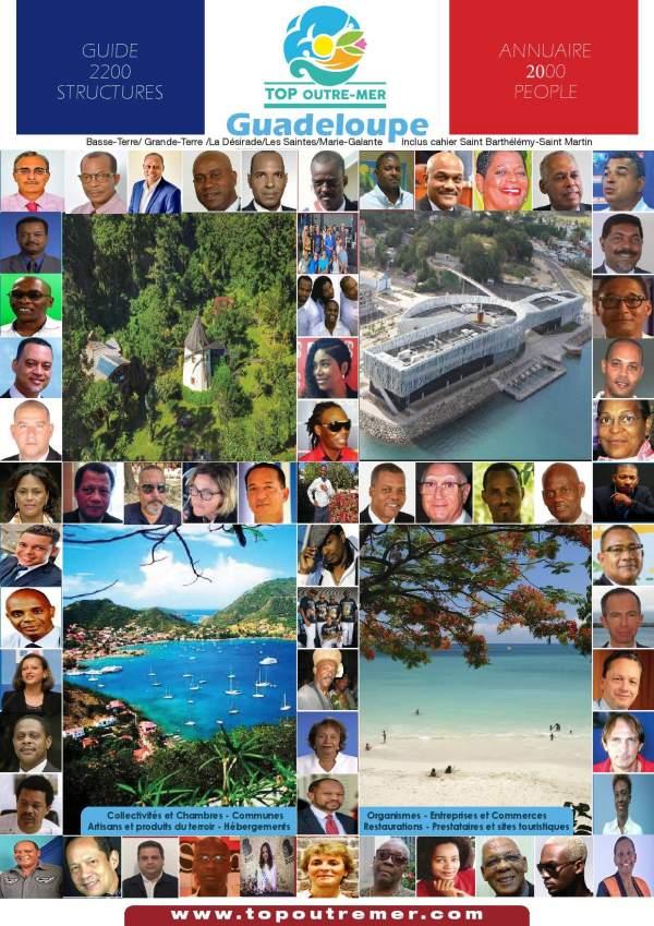 Top Outre-mer Guadeloupe-consultation et commande