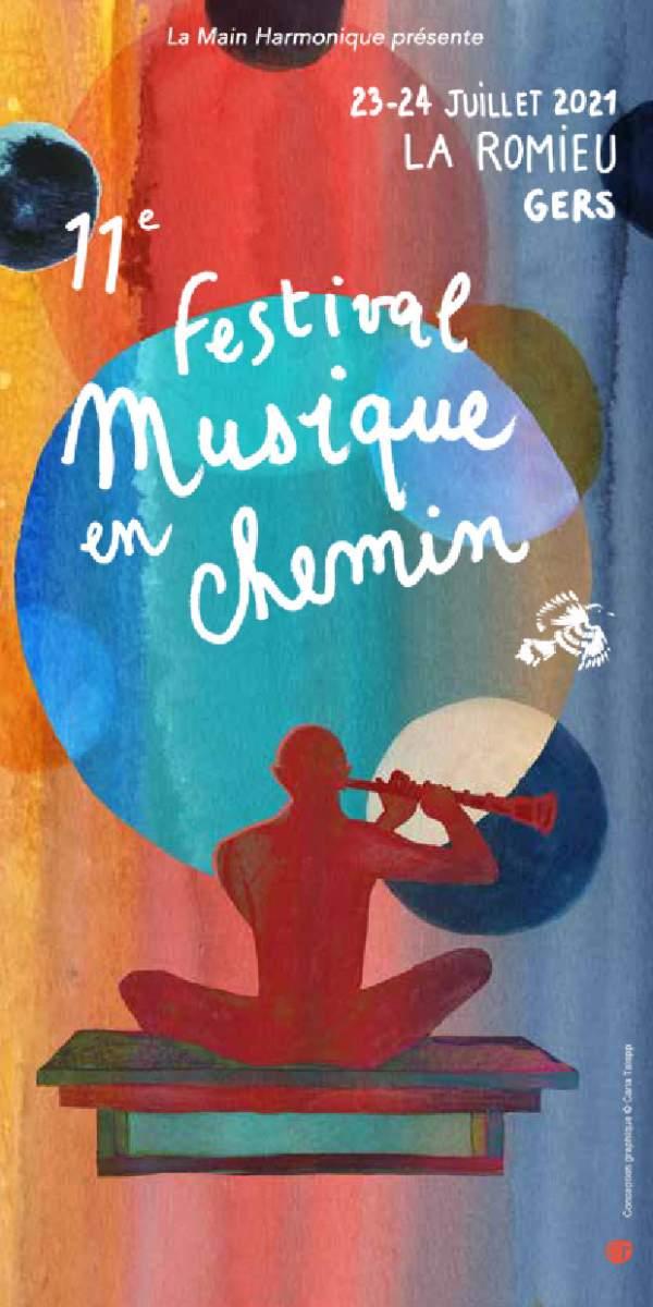 Festival Musique en chemin-La Romieu-Gers-23 et 24 juillet 2021