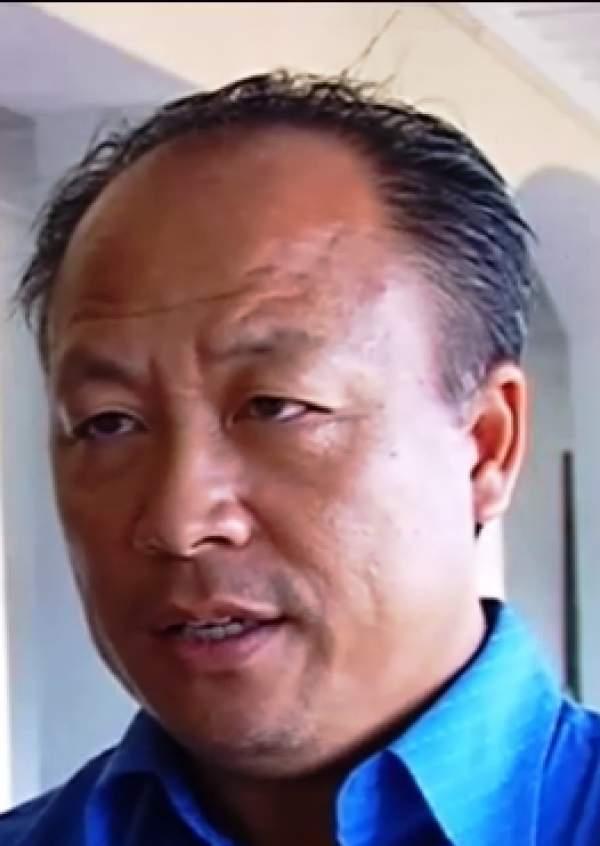 Albert Siong réélu président de la chambre d