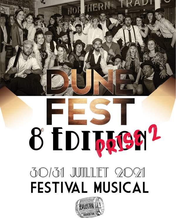 DUNFEST 30/31 juillet 2021