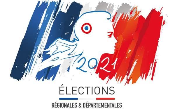 Élections départementales, régionales et des assemblées de Corse, Guyane et Martinique 2021      INSCRIVEZ-VOUS SUR LES LISTES ÉLÉCTORALES JUSQU'AU VENDREDI 14 MAI 2021