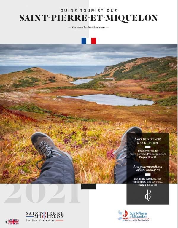 Annuaire touristique de Saint Pierre et Miquelon 2021