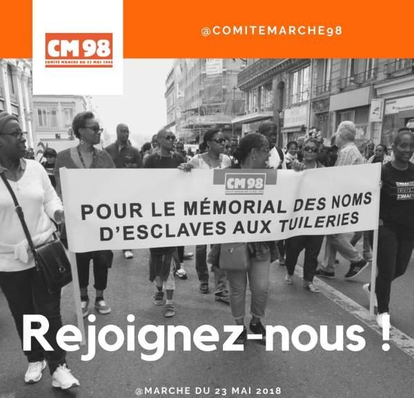Rentrée et agenda du CM 98