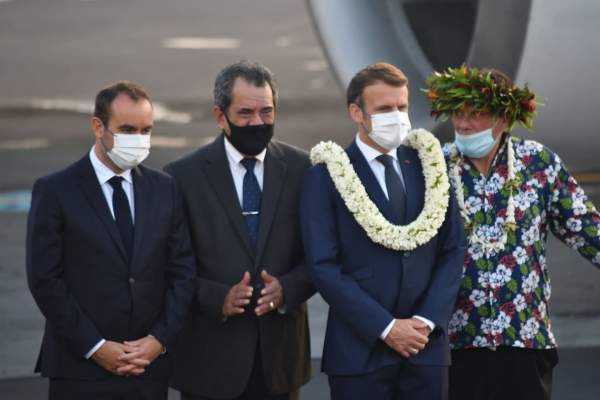 Programme visite Emmanuel Macron en Polynésie française-24 au 28 juillet 2021