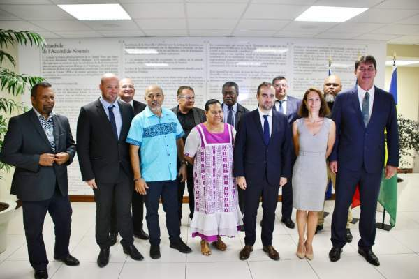 Sébastien Lecornu et Olivier Dussopt annoncent un soutien financier exceptionnel à la Nouvelle-Calédonie
