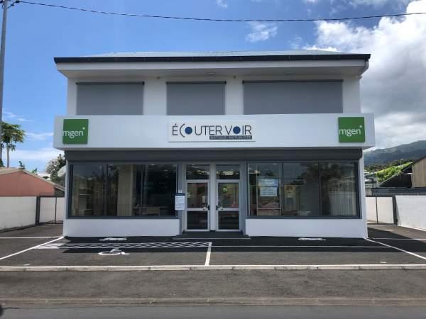 Papeete: Ouverture du centre optique MGEN et nouveaux locaux pour la section MGEN