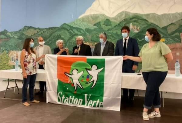 Amélie-les-bains 5ème station verte des Pyrénées-Orientales, organisatrice de la Fira Catalana.