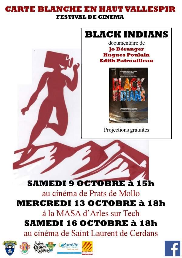 """Carte Blanche :les """"Blacks indians"""" de la Nouvelle Orléans avec le documentaire de Jo Béranger, Edith Patrouilleau, et Hugues Poulain."""