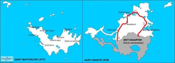 Sébastien Lecornu annonce le soutien financier du ministère des Outre-mer  à 3 projets locaux à Saint-Martin et Saint-Barthélemy pour plus de 4 millions d'euros