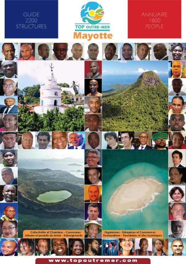Concertation des forces vives mahoraises  pour la préparation du projet de loi Mayotte
