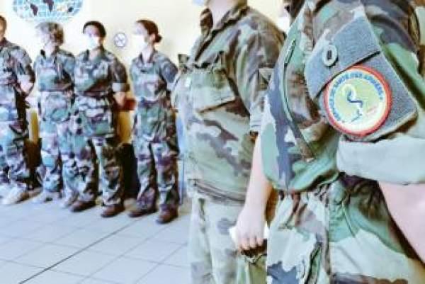 Opération Résilience     Déploiement de capacités militaires de réanimation en Guyane