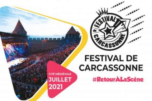 Festival de Carcassonne-juillet 2021