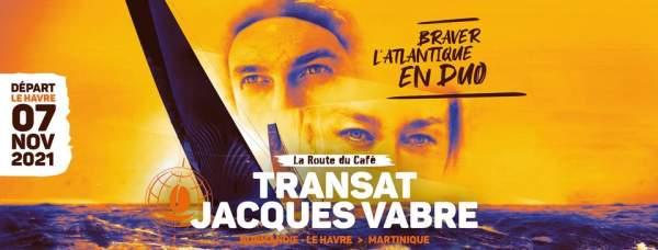 82 bateaux inscrits pour la Transat Jacques Vabre Normandie Le Havre......Martinique