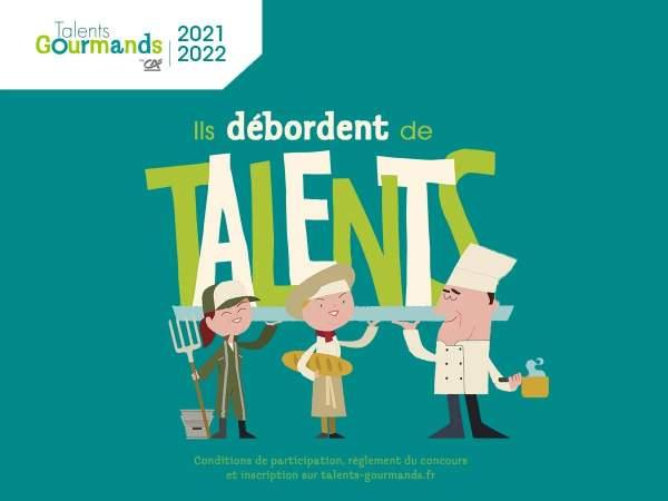 Le Crédit Agricole de La Réunion lance la 3ème édition du concours Talents Gourmands pour la Réunion et Mayotte.