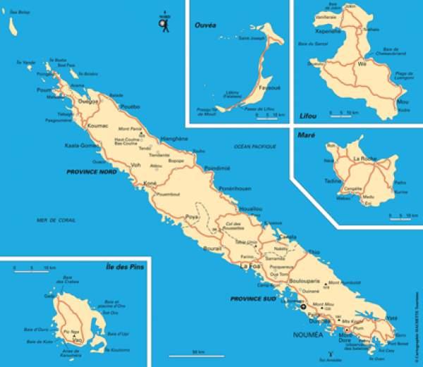Le gouvernement de Nouvelle-Calédonie prolonge la suspension des vols réguliers internationaux jusqu