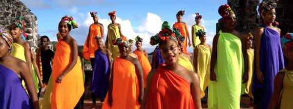 Les Chœurs des Outre-mer SPECTACLE MUSICAL Inédit sur le portail Outre-mer de France Télévisions