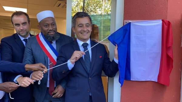 Gérard Darmanin et Sébastien Lecornu en déplacement sur Mayotte du 28 au 31 août 2021.