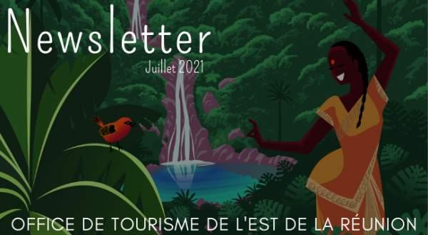Newsletter EST DE LA RÉUNION-juillet 2021