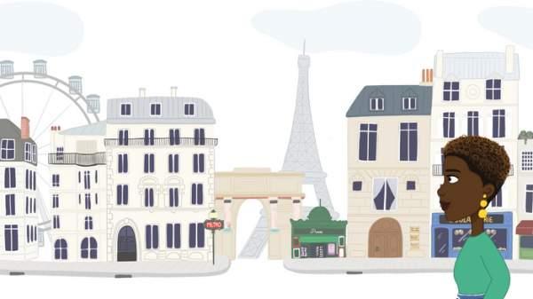 «La Parisienne Démystifiée», un film réalisé par Rokhaya Diallo et co-produit avec France 3 Ile de France: lundi 11 octobre à 22h50