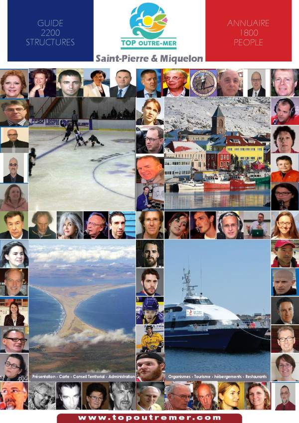 Top Outre-mer Saint Pierre et Miquelon 2021/Consultation et mises à jour