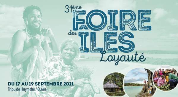 Foire des Îles Loyauté- Ouvéa-17 au 19 septembre 2021