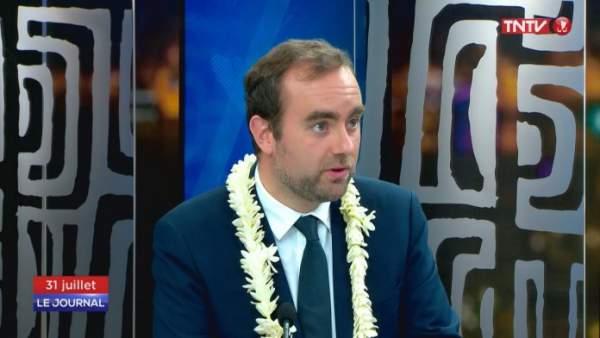 Le ministre des Outre-mer en visite en Polynésie du 6 au 14 mai 2021